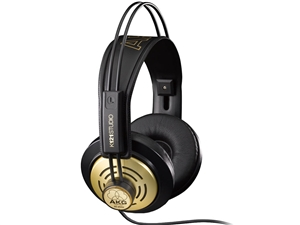 AKG K121 STUDIO, Semi-Open Headphones