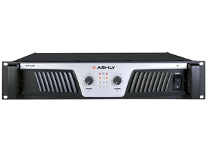Ashly KLR-3200 - Power Amplifier 2 x (1,000W @ 2)(600W @ 4)(350W @ 8) Ohms