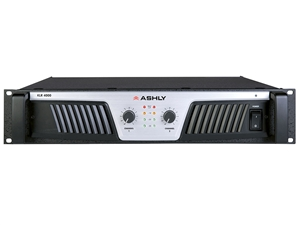 Ashly KLR-4000 - Power Amplifier 2 x (2,000W @ 2)(1,400W @ 4)(850W @ 8) Ohms