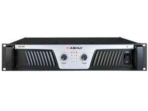 Ashly KLR-5000 - Power Amplifier 2 x (2,500W @ 2)(1,700W @ 4)(1,000W @ 8) Ohms