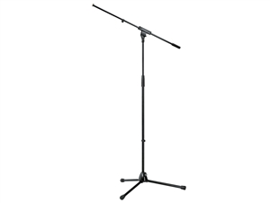 K&M 210/6 Black Microphone Stand