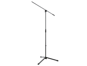 K&M 25400 Black Tripod-style Microphone Stand