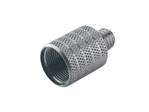 K&M 216 Thread adapter - zinc-plated
