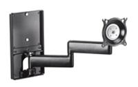 "Chief KWDSK110B, Single Steel Stud Monitor Wall Mount (10-32"" Displays)"