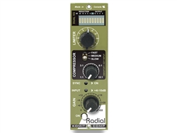 Radial Engineering Komit - Auto-Track Compressor Limiter for 500 series