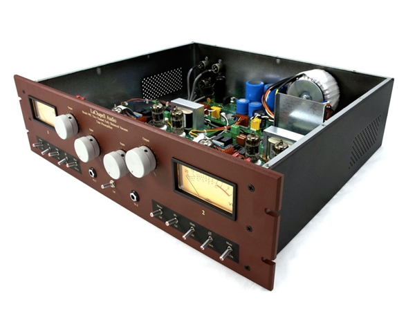 LaChapell 992EG - Stereo tube preamplifier