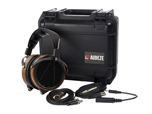 Audeze LCD-2 Headphones Bamboo (Travel Case)