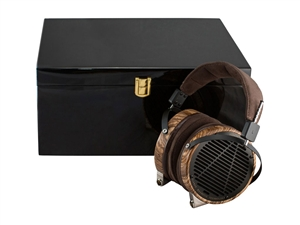 Audeze LCD-3 Headphones, Leather Free, w/ Wooden Show Case