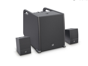 LD Systems CURV500AVS - Portable Array System AV Set