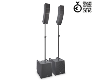LD Systems CURV500PS - Portable Array System Power Set