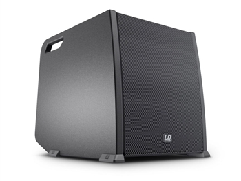 LD Systems CURV500SE - Subwoofer Extension for CURV 500 Portable Array System
