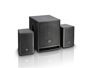 LD Systems DAVE10G3 - Powered 2.1 PA System w/ DSP