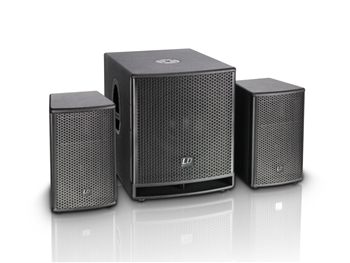 LD Systems DAVE12G3 - Powered 2.1 PA System w/ DSP