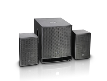 LD Systems DAVE15G3 - Powered 2.1 PA System w/ DSP