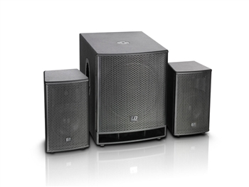 LD Systems DAVE18G3 - Powered 2.1 PA System w/ DSP
