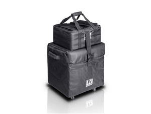 LD Systems DAVE8-SET1 - Transport bags and Casters for all DAVE8 Systems