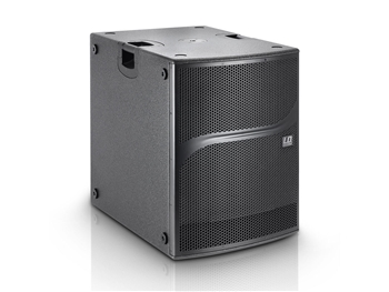 LD Systems DDQSUB18 - German Touring Class Powered Subwoofer