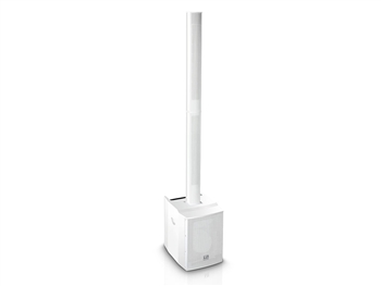 LD Systems MAUI28W - Powered Column PA (WHITE)