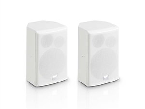 LD Systems SAT62G2W - Passive installation speaker, White (Pair)