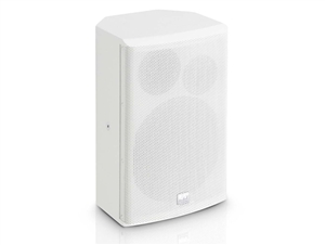LD Systems SAT82G2W - Powered installation speaker, White