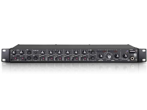 LD Systems ZONE622 - 2 ZONE Mixer - 6 Line & 2 Mic Channels
