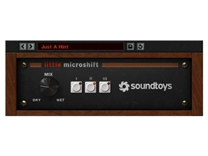 Little MicroShift V5 (License Code Download), SoundToys