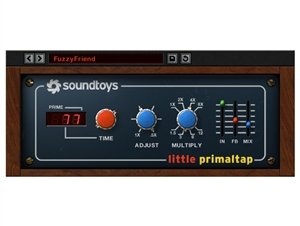 Little PrimalTap V5 (License Code Download), SoundToys