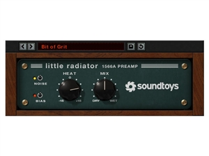 SoundToys Little Radiator V5 (License Code Download)