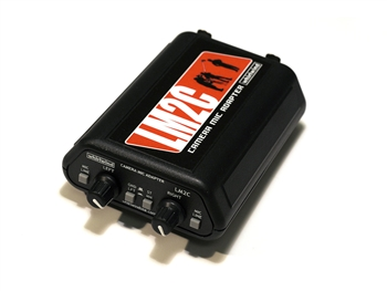 Whirlwind LM2C - 2-Channel Passive XLR/TRS inputs to 3.5mm out Line Level Converter