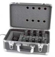 LA321 8-Unit Drop In Charging/Carrying Case, Listen Technologies