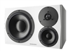 Dynaudio LYD48 White 3-Way Monitor Speaker