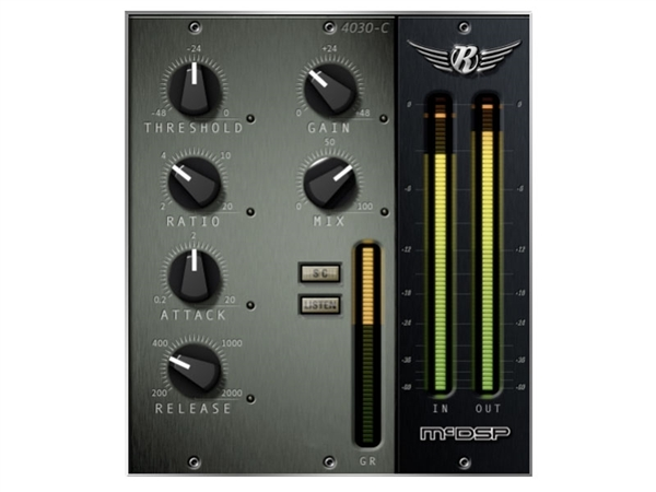 McDSP 4030 Retro Compressor HD v6 (Download)