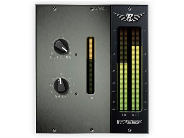 McDSP 4040 Retro Limiter HD v6 (Download)