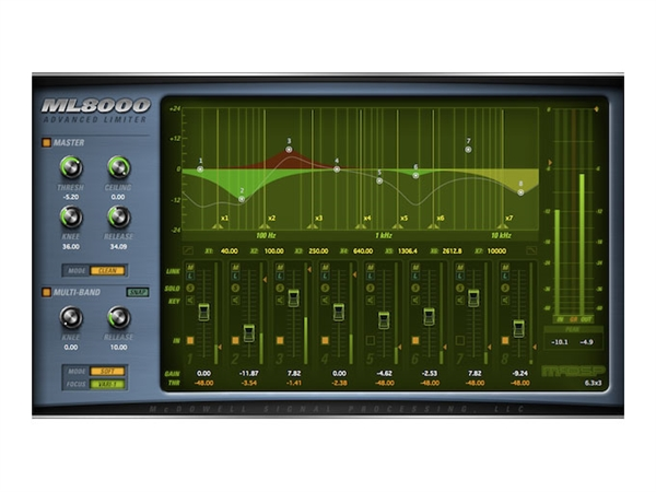 McDSP ML8000 HD v6 (Download)
