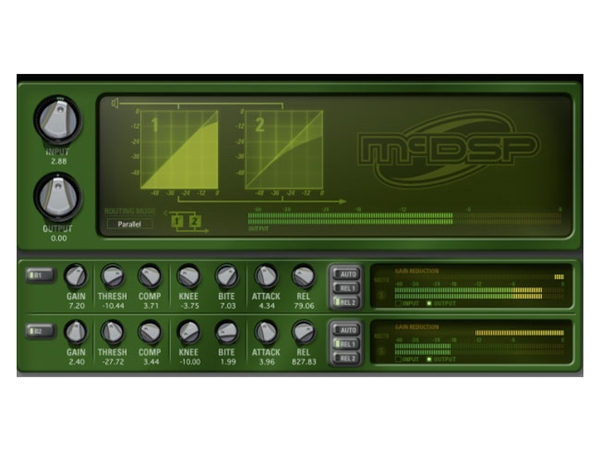 McDSP SPC2000 Compressor Plug-in HD v6 (Download)