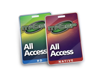 McDSP All Access Native Annual Subscription