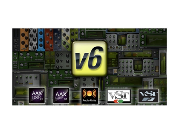 McDSP Upgrade Emerald Pack HD v1 to v6 (Download)