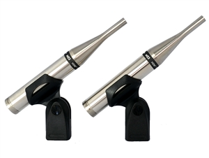 Earthworks M23mp matched pair of M23 measurement microphones