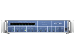 RME M-32AD - 32-Channel High-End Analog to MADI/ADAT Converter