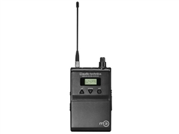Audio-Technica M3RM Bodypack Receiver for M3M Wireless In-Ear Monitor System