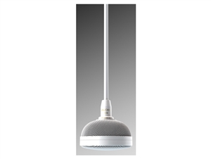 Audix M3W  Cardioid hanging ceiling microphone, White