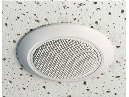 Audix M70N Satin Nickel finish, Flush mount ceiling mic