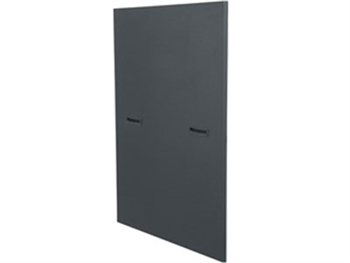 Middle Atlantic SP-5-21 - Pair of Side Panel, fits 5-21, Black