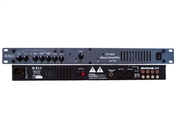 Rolls MA1705 70 Watt 70 Volt Mixer/Amplifier 1U