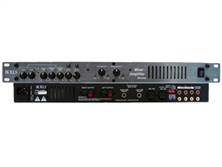 Rolls MA2355 Stereo 35 Watt Mixer/Amplifier 1U