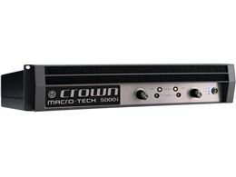 Crown MA5000i - Macro-Tech i Series Power Amp