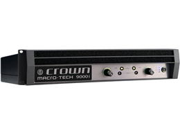 Crown MA9000i - Micro-Tech i Series Power Amp