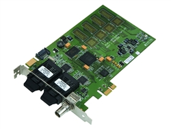Solid State Logic MADI Xtreme 128 - 128 channel PCIe MADI audio card