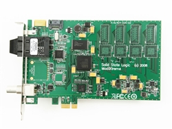 Solid State Logic MADI Xtreme 64 - 64 channel PCIe MADI audio card
