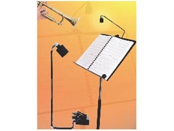 Q-Lighting Maestro I - Battery Powered LED Music Stand Light